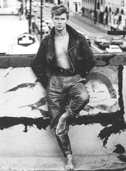 Herb RITTS, David Bowie,