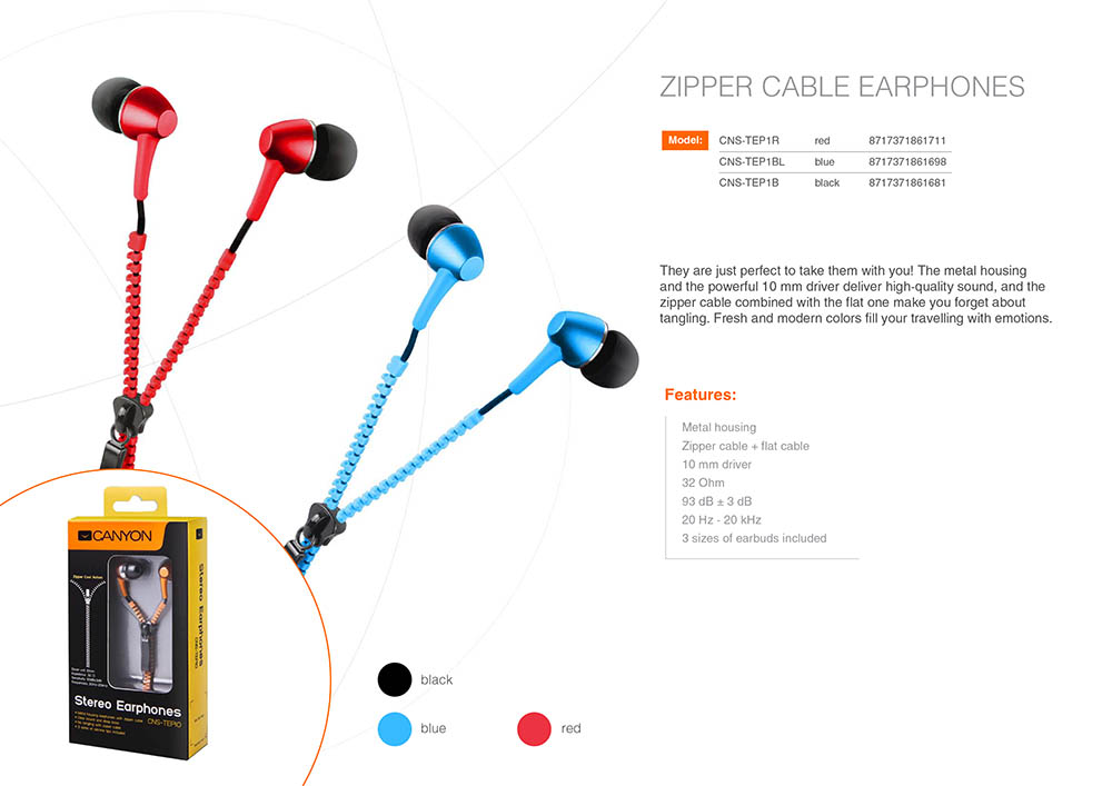Product Sheet: CNS-TEP1